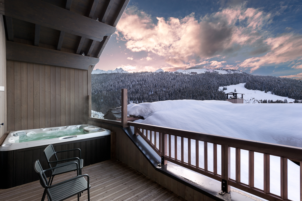 Our favourite apartments in Les Gets / Courchevel for this winter