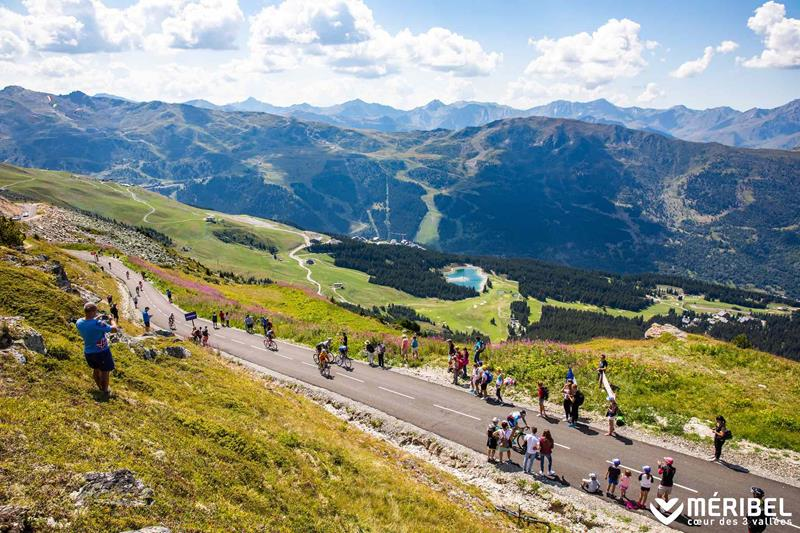 Episode 7 > Courchevel, in the wheel of the Tour de France